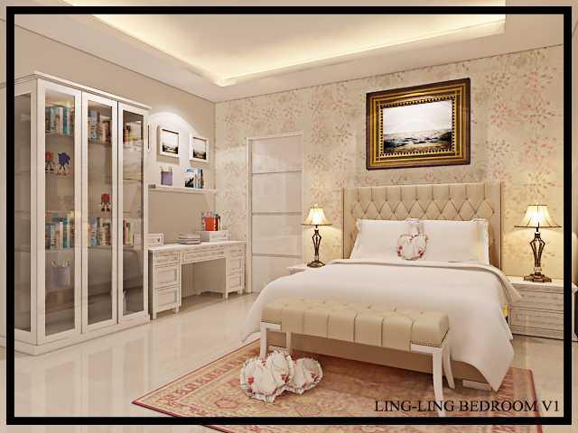 Budi Zhou Rumah Prambanan Surabaya City, East Java, Indonesia Surabaya City, East Java, Indonesia Bedroom-Ling2-V1-150916 Klasik 32425