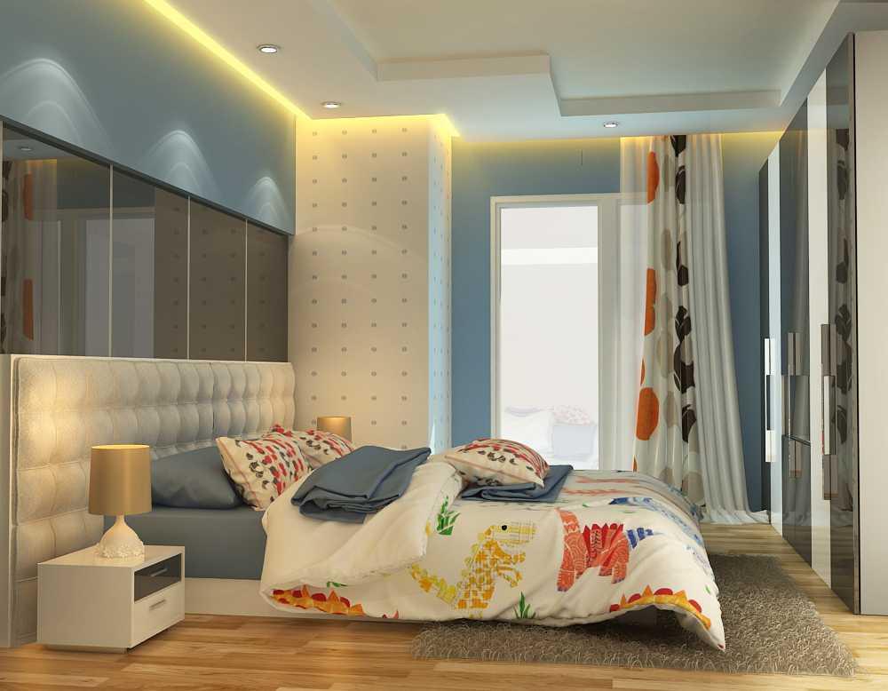 Alexander Cal Home Interior Design Gading Serpong Gading Serpong Kamar-Anak-L2 Modern 13462