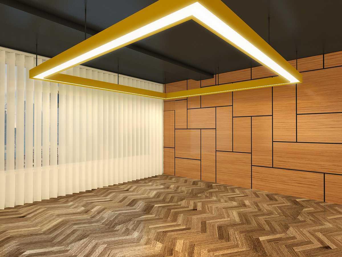 Foto inspirasi ide desain ruang meeting kontemporer Meetting oleh alexander cal di Arsitag