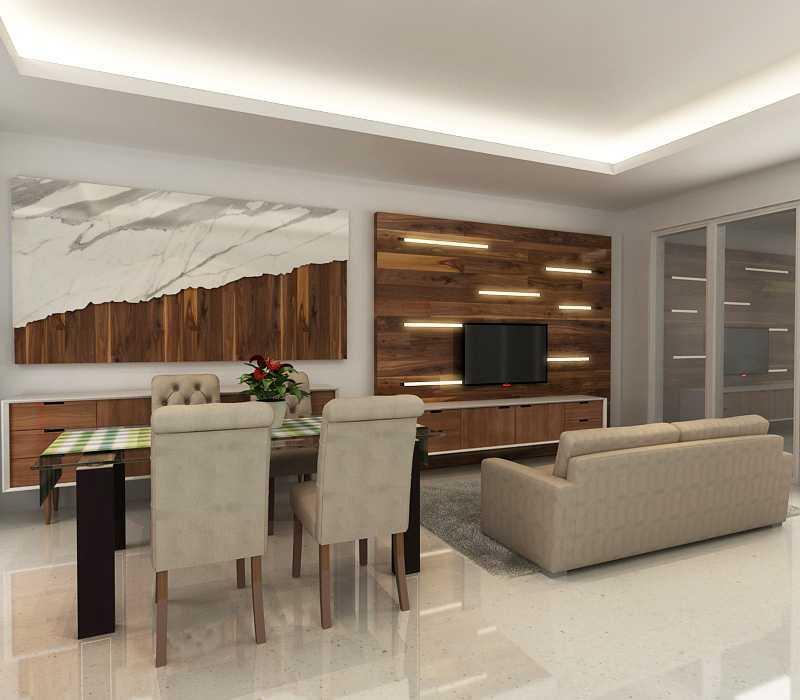 Alexander Cal Home Interior At Kelapa Gading Jakarta Jakarta Dining And Living Modern 28428