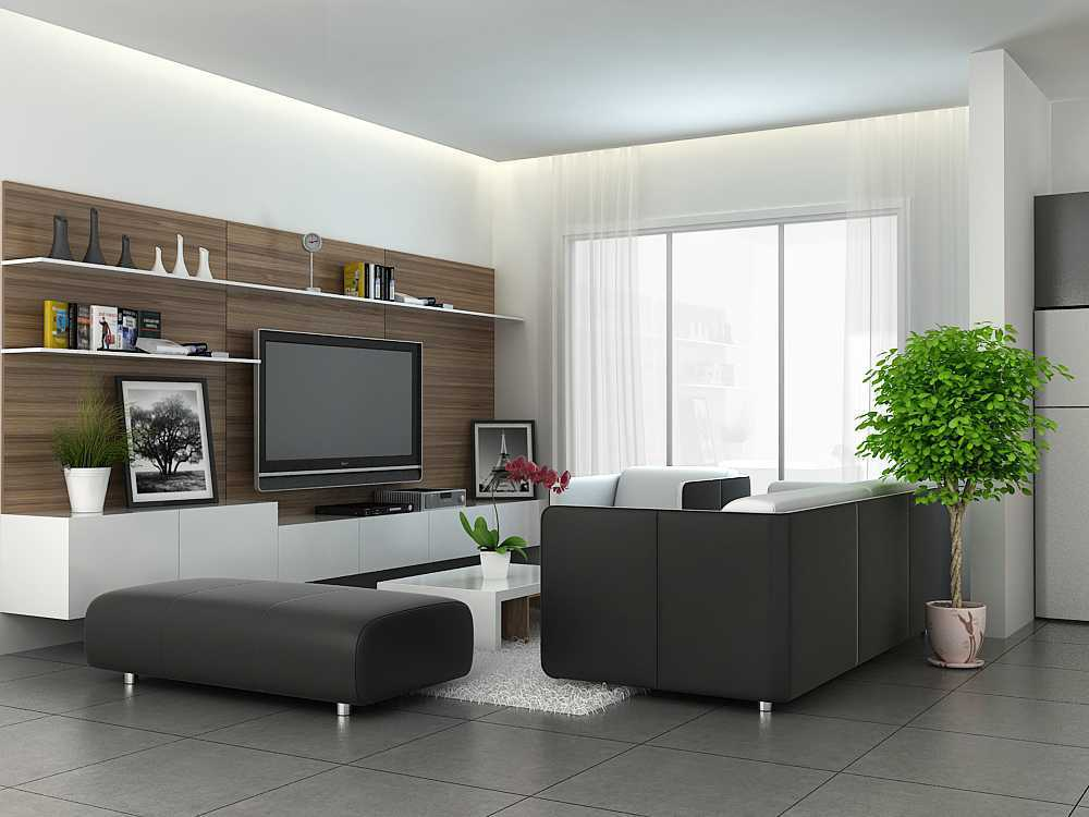 Alexander Cal Private House   Livingroom-L1 Modern 37470