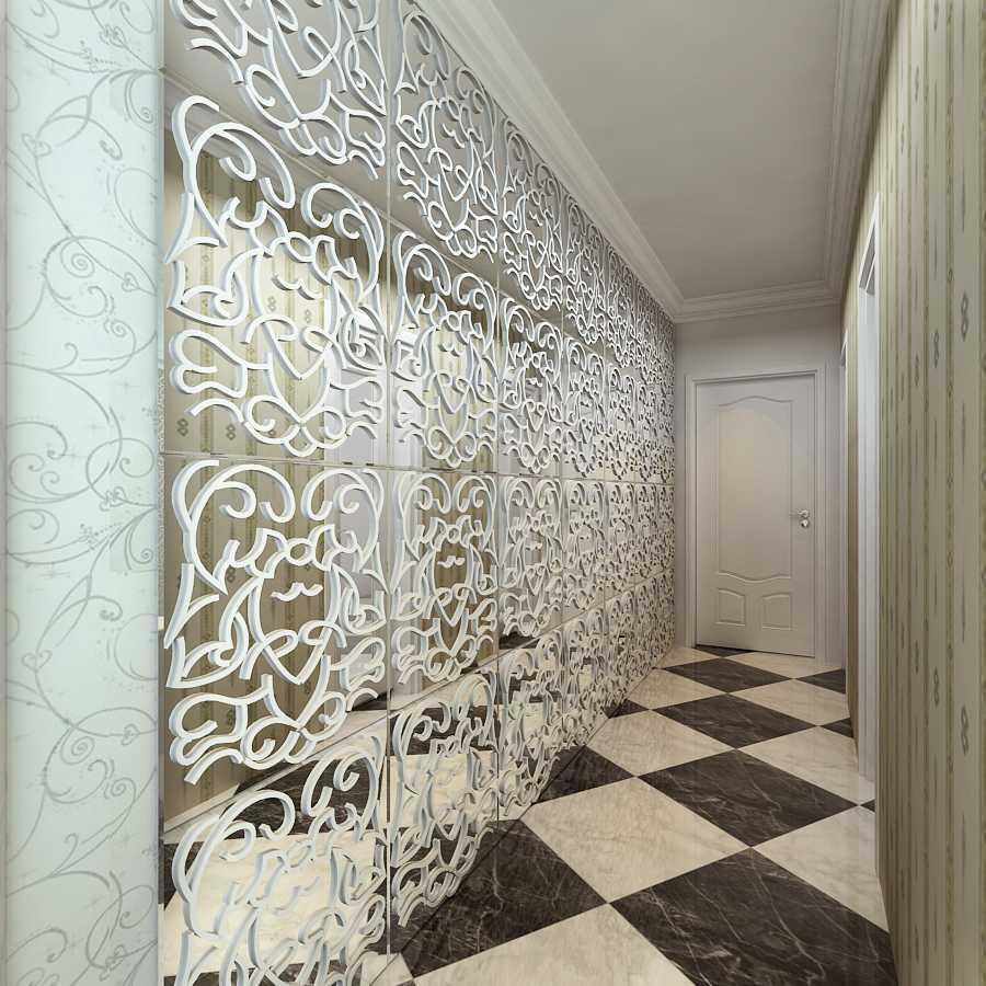 Foto inspirasi ide desain koridor dan lorong klasik View-2rev oleh alexander cal di Arsitag