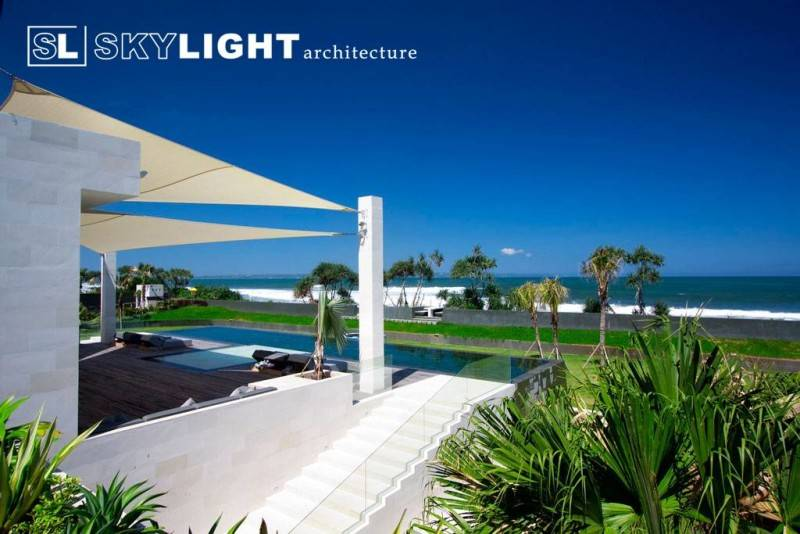 Skylight Architecture Berawa Residence Tibubeneng, North Kuta, Badung Regency, Bali, Indonesia Bali, Indonesia Beach-View  7605
