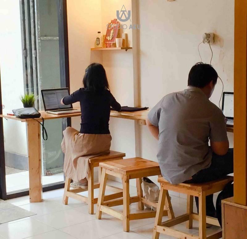 Studio Aku Caffeiro Coffee Bogor Bogor Cafeeiro-Photo-4 Kontemporer 7718