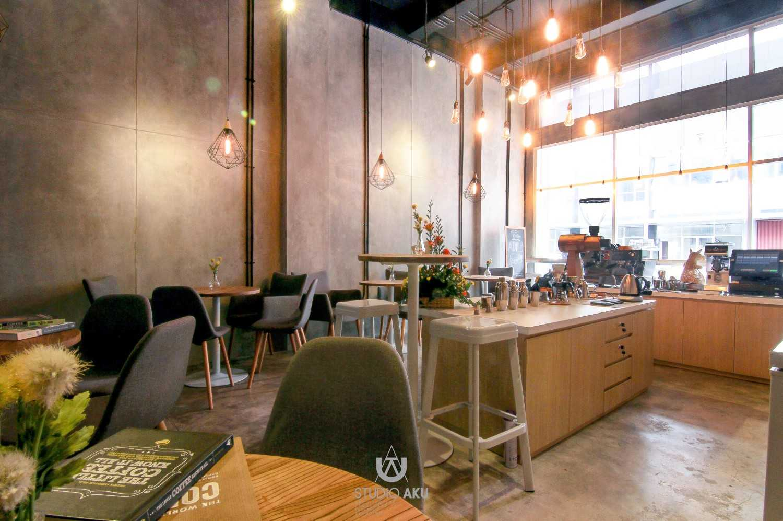 Studio Aku Spotten Alam Sutera, Ruko Prominence Alam Sutera, Ruko Prominence Restaurant Minimalis,modern,kontemporer,skandinavia 9317