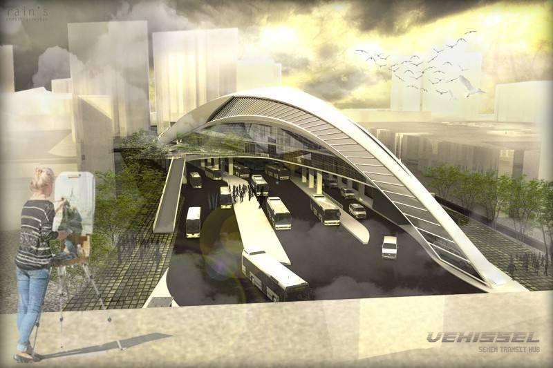 Vorze Studio Senen Transit Hub Jakarta Jakarta Persecover  7732