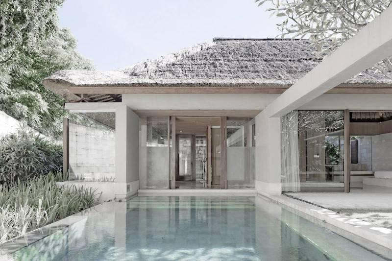 Antony Liu + Ferry Ridwan / Studio Tonton The Bale Nusa Dua, Bali Nusa Dua, Bali Swimming Pool Modern 7908
