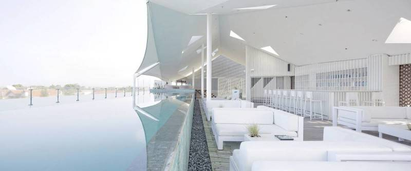 Antony Liu + Ferry Ridwan / Studio Tonton Ize Hotel Seminyak, Bali Seminyak, Bali Swimming Pool View Modern 7927