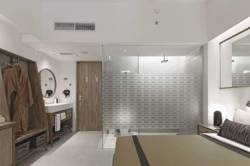 Antony Liu + Ferry Ridwan / Studio Tonton Kosenda Hotel Jl. Wahid Hasyim, Jakarta Jl. Wahid Hasyim, Jakarta Hotel Room Modern 7944