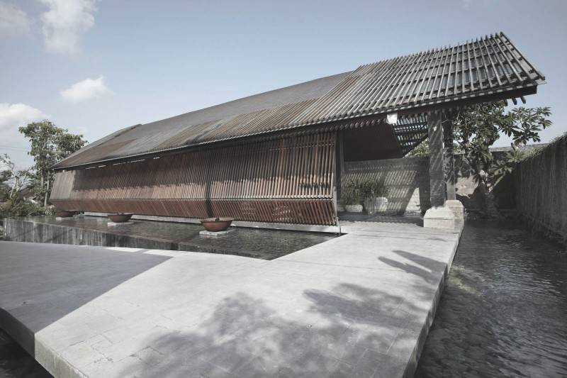 Antony Liu + Ferry Ridwan / Studio Tonton Ametis Villa Canggu, Bali Canggu, Bali Exterior Modern 7974