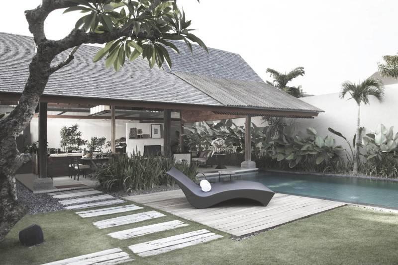 Antony Liu + Ferry Ridwan / Studio Tonton Ametis Villa Canggu, Bali Canggu, Bali Swimming Pool Area Modern 7979
