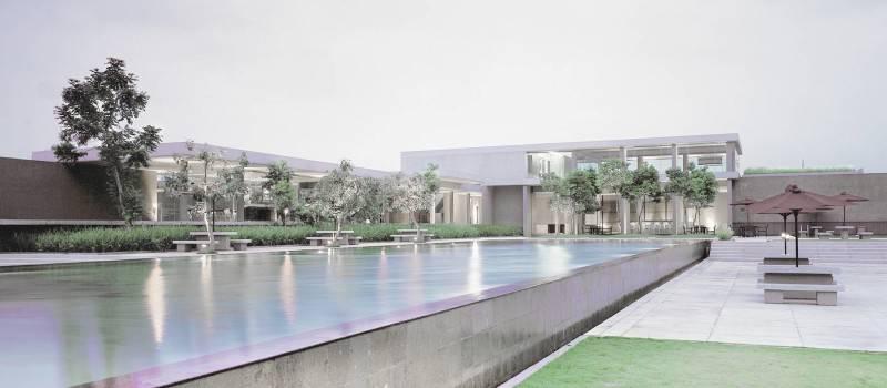 Antony Liu + Ferry Ridwan / Studio Tonton Bukit Golf Club House Cimanggis Cimanggis Swimming Pool View Modern 8019