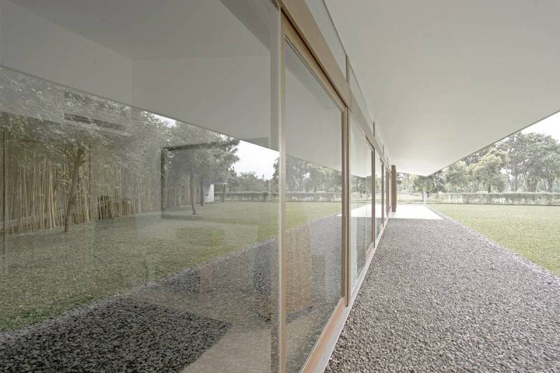 Antony Liu + Ferry Ridwan / Studio Tonton Bea House Gading Serpong, Tangerang Gading Serpong, Tangerang Outdoor Ceiling Modern 8074