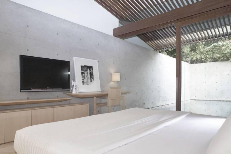 Antony Liu + Ferry Ridwan / Studio Tonton Bea House Gading Serpong, Tangerang Gading Serpong, Tangerang Bea House - Bedroom Modern 8079
