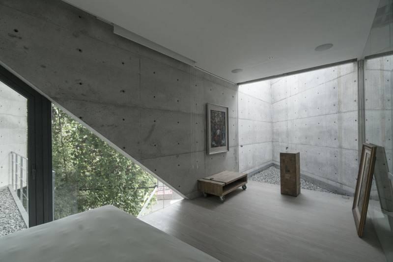 Antony Liu + Ferry Ridwan / Studio Tonton Js House Tulodong, Jakarta, Indonesia Tulodong, Jakarta, Indonesia Js House - 2Nd Floor Industrial 8133
