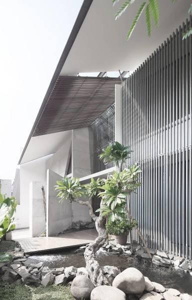 Antony Liu + Ferry Ridwan / Studio Tonton Mm House Permata Buana, Jakarta, Indonesia Permata Buana, Jakarta, Indonesia Exterior Details Modern 8148