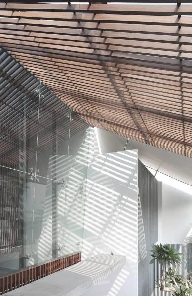 Antony Liu + Ferry Ridwan / Studio Tonton Mm House Permata Buana, Jakarta, Indonesia Permata Buana, Jakarta, Indonesia Ceiling Modern 8153