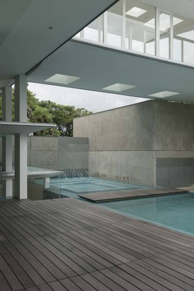Antony Liu + Ferry Ridwan / Studio Tonton Is House Tangerang Tangerang Swimming Pool Modern 8172