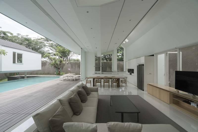 361 Ide Inspirasi & Gambar Desain Rumah, Apartemen, Apartemen, Hotel, Restoran - ARSITAG