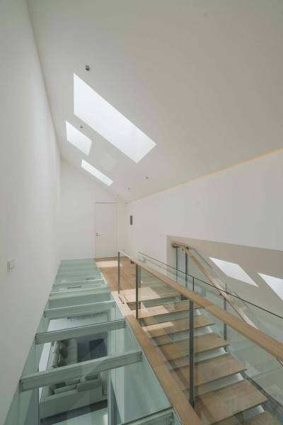 Antony Liu + Ferry Ridwan / Studio Tonton Is House Tangerang Tangerang Is House - 2Nd Floor Modern 8182