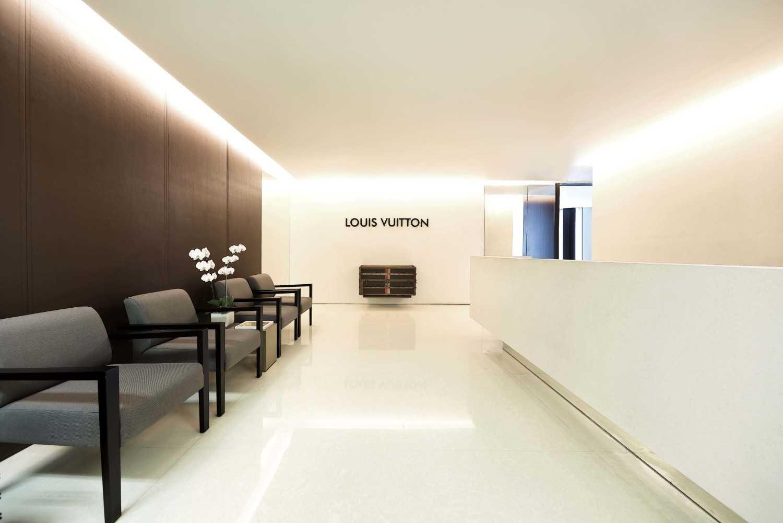 Chrystalline Artchitect Pt. Luvitasindo Office  Jakarta, Indonesia Jakarta, Indonesia Lobby View  8464