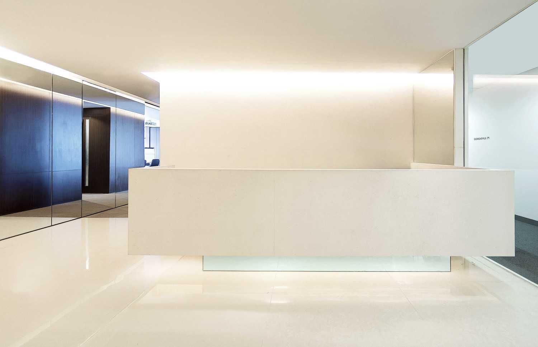 Chrystalline Artchitect Pt. Luvitasindo Office  Jakarta, Indonesia Jakarta, Indonesia Receptionist Area  8465