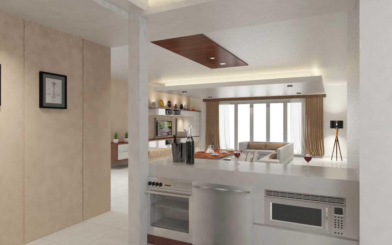 Cocobolo Studio Permata Hijau Residence Jakarta, Indonesia Jakarta, Indonesia Livingroom  8340