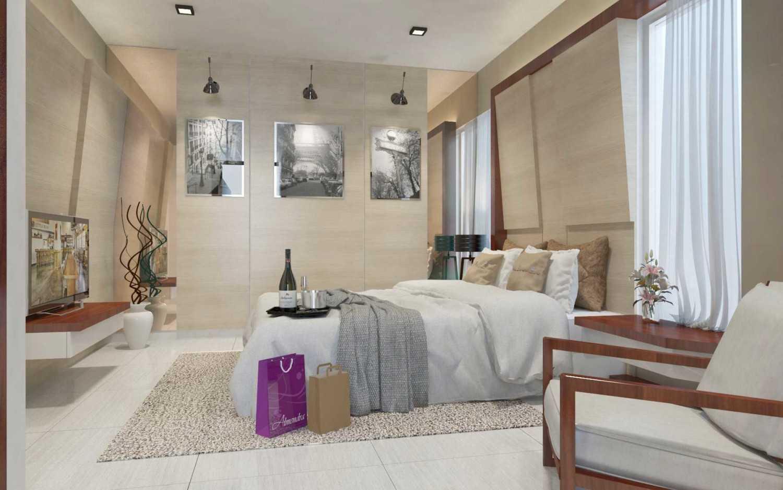 Cocobolo Studio Permata Hijau Residence Jakarta, Indonesia Jakarta, Indonesia Master-Bedroom  8341