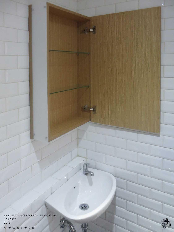 Cocobolo Studio Mj's Apartment Pakubuwono Apartment, Jakarta Pakubuwono Apartment, Jakarta Jp-2 Minimalis 13683