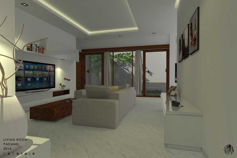 Cocobolo Studio D House Padang, Indonesia Padang, Indonesia Livingroom Minimalis,modern 18268