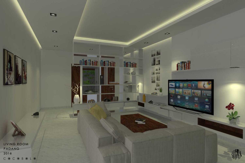Cocobolo Studio D House Padang, Indonesia Padang, Indonesia Livingroom Minimalis,modern 18269