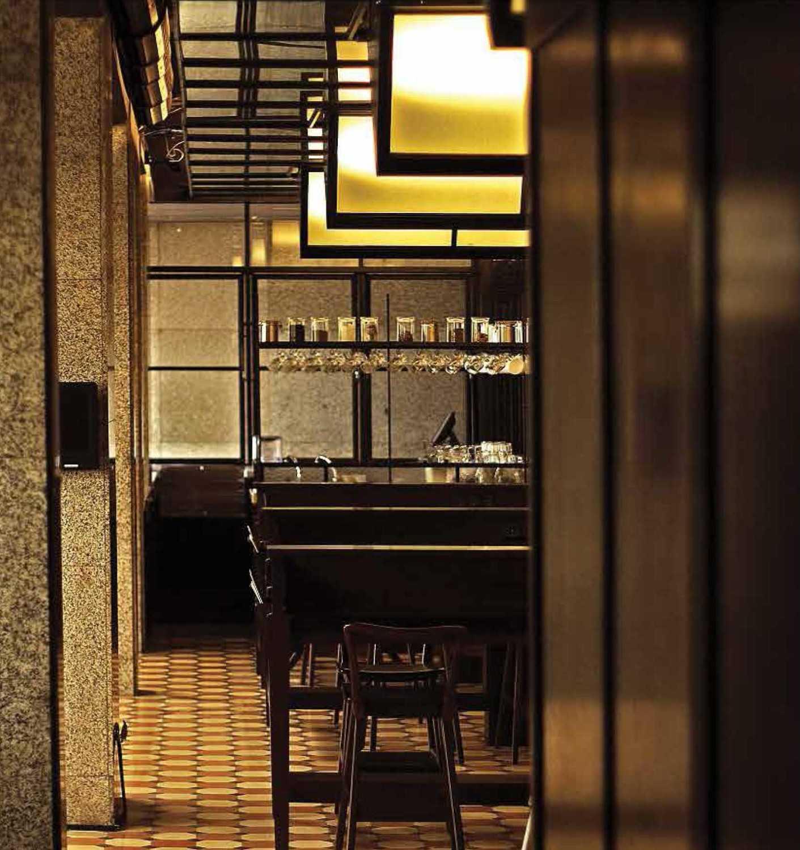 Platform Architects Downtown Bistro  Jakarta, Indonesia Jakarta, Indonesia Downtown Bar  8401