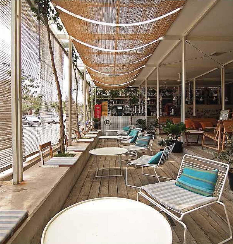 Platform Architects Replay Bistro At Pantai Indah Kapuk Jakarta, Indonesia Jakarta, Indonesia Seating Area Restaurant  8477