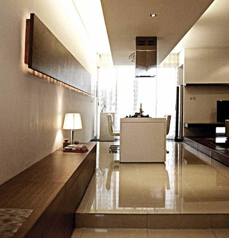 Platform Architects Modern House At Pantai Indah Kapuk Jakarta, Indonesia Jakarta, Indonesia Living Area Modern 8480