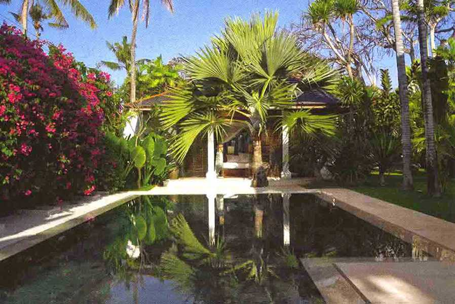 Foto inspirasi ide desain kolam tropis 2-batu-jimbar-residence-6 oleh IMAGO DESIGN STUDIO di Arsitag