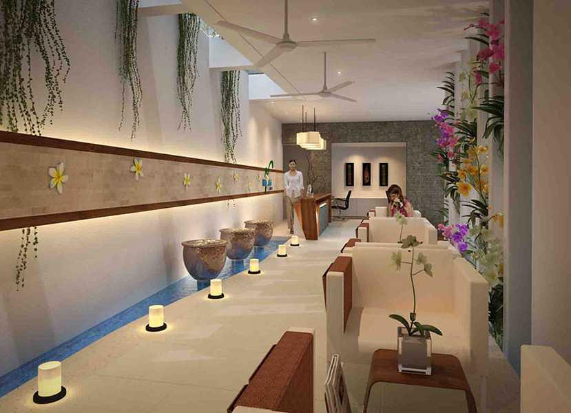 Imago Design Studio Canggu Villas Canggu, Bali Canggu, Bali Sitting Area Tropis 8874