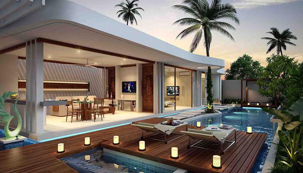 Imago Design Studio Canggu Villas Canggu, Bali Canggu, Bali Swimmming Pool Tropis 8877