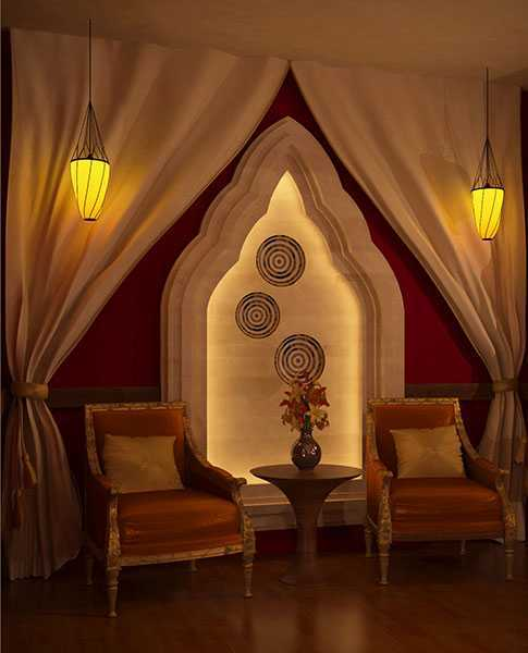 Imago Design Studio Chantara Spa Doha Doha, Qatar Doha, Qatar Lobby  8893