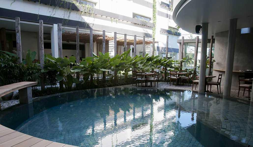 Imago Design Studio Grandmas Hotel Seminyak Seminyak, Bali Seminyak, Bali Swimming Pool View Modern 8924