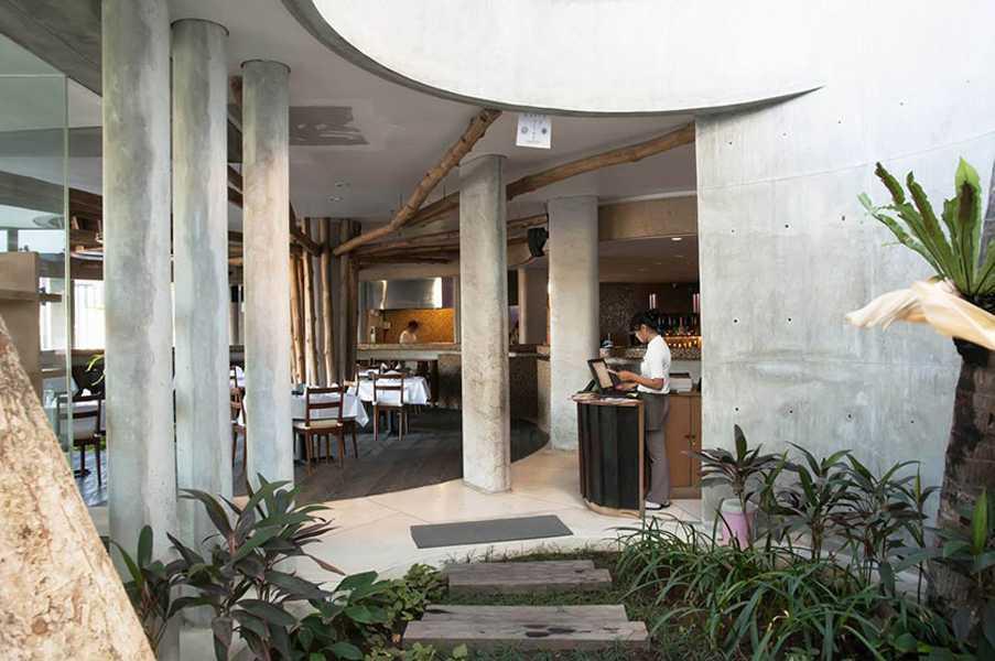 Imago Design Studio Grandmas Hotel Seminyak Seminyak, Bali Seminyak, Bali Restaurant Area Modern 8929