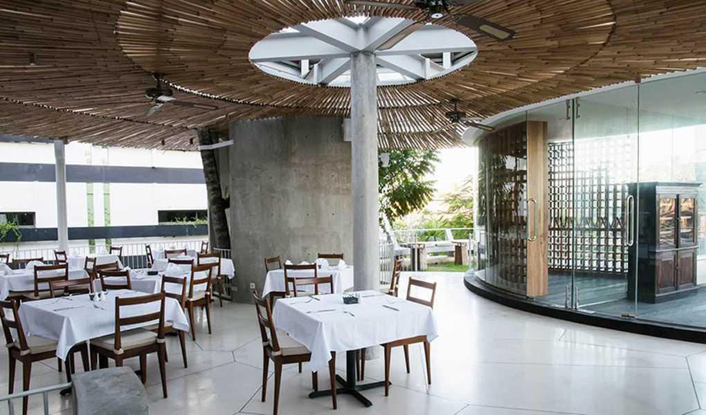 Imago Design Studio Grandmas Hotel Seminyak Seminyak, Bali Seminyak, Bali Seating Area Restaurant Modern 8938