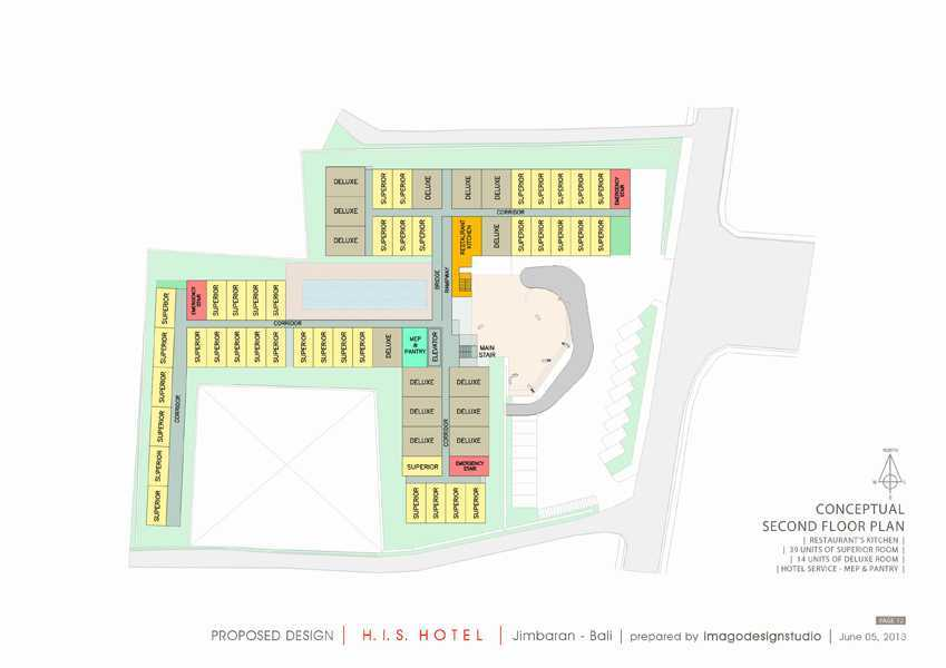 Imago Design Studio H.i.s. Hotel At Jimbaran Jimbaran, Bali Jimbaran, Bali Site Plan Kontemporer 8947