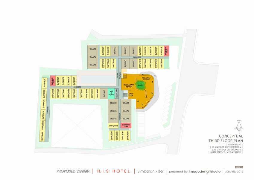 Imago Design Studio H.i.s. Hotel At Jimbaran Jimbaran, Bali Jimbaran, Bali Site Plan Kontemporer 8948
