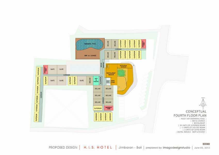 Imago Design Studio H.i.s. Hotel At Jimbaran Jimbaran, Bali Jimbaran, Bali Site Plan Kontemporer 8949
