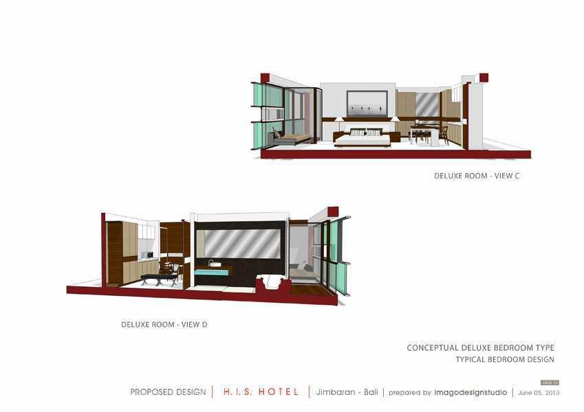 Imago Design Studio H.i.s. Hotel At Jimbaran Jimbaran, Bali Jimbaran, Bali His-Hotel-12 Kontemporer 8954