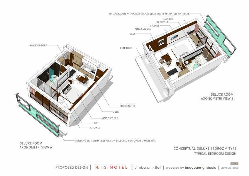Imago Design Studio H.i.s. Hotel At Jimbaran Jimbaran, Bali Jimbaran, Bali His-Hotel-13 Kontemporer 8955