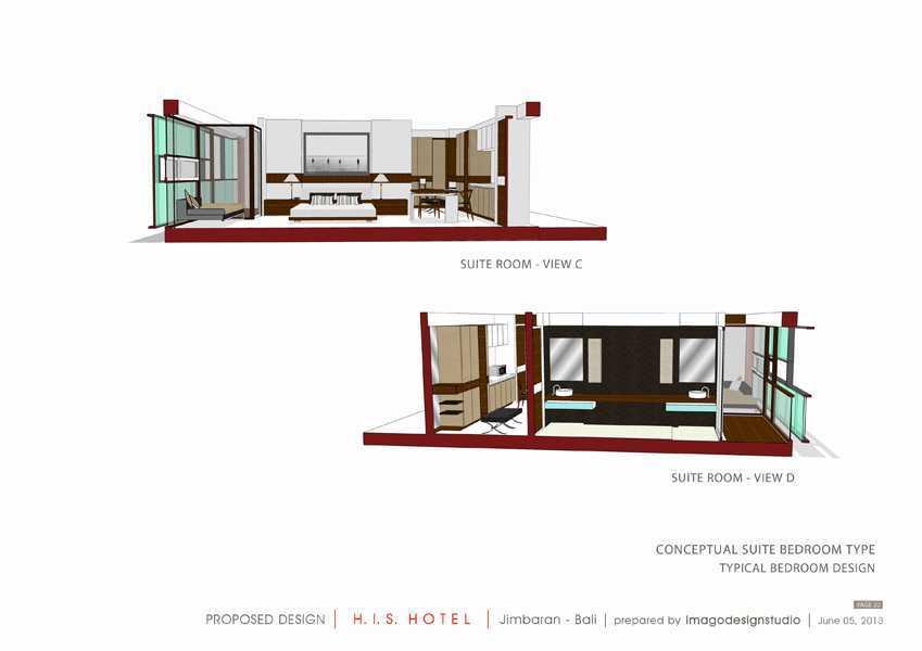 Imago Design Studio H.i.s. Hotel At Jimbaran Jimbaran, Bali Jimbaran, Bali His-Hotel-15 Kontemporer 8957