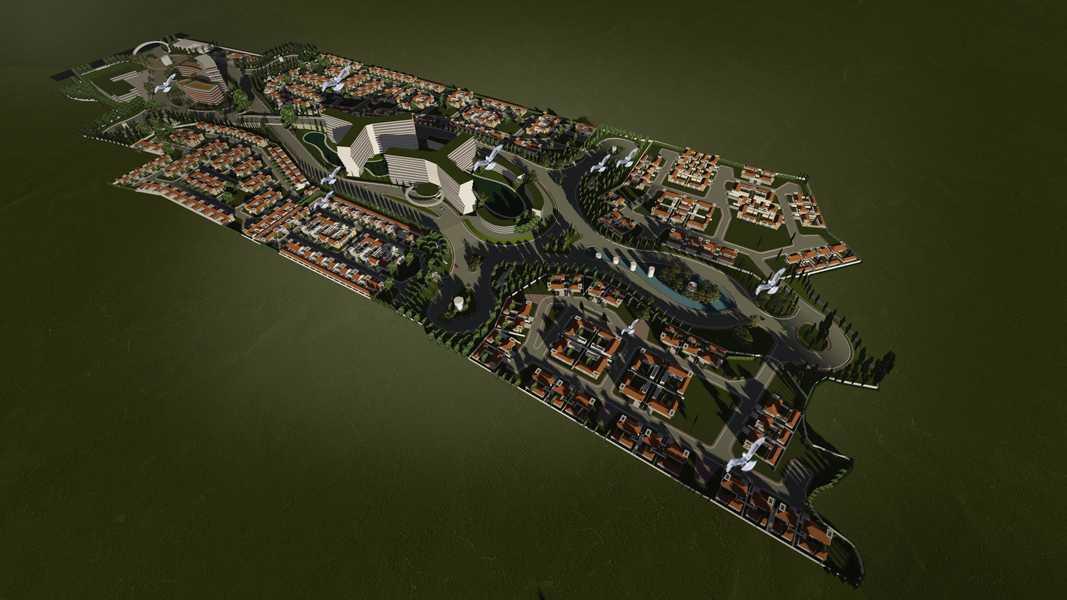 Imago Design Studio Menganti Residences Surabaya Surabaya Menganti-Residences-Masterplan Tropis 8995