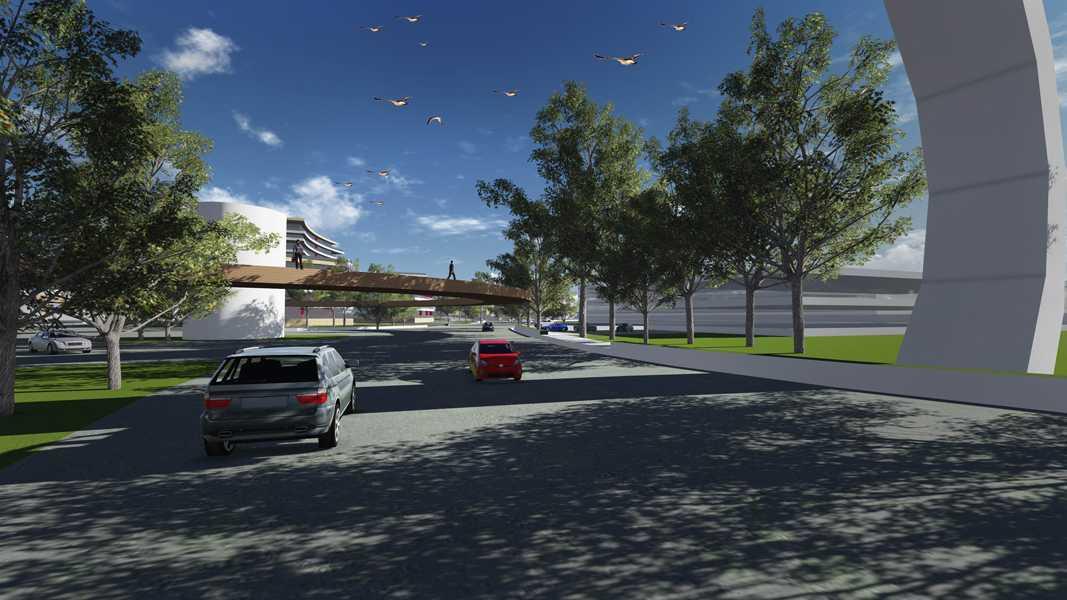 Imago Design Studio Menganti Residences Surabaya Surabaya Menganti-Residences-4 Tropis 8998