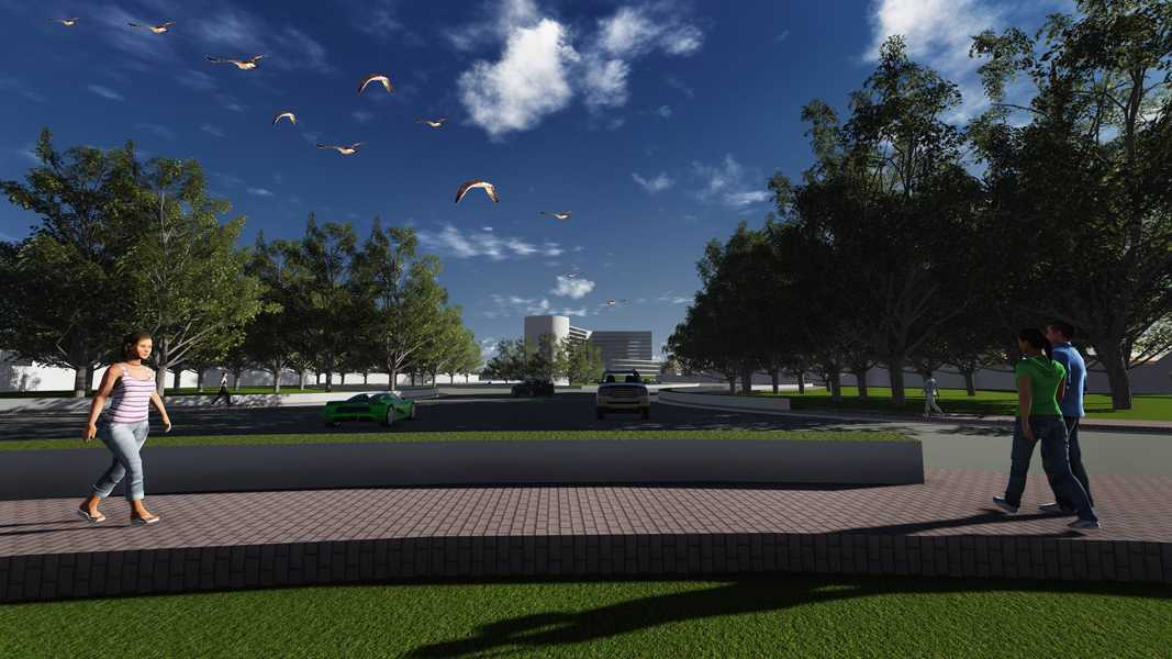 Imago Design Studio Menganti Residences Surabaya Surabaya Menganti-Residences-10 Tropis 9005